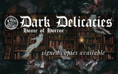 Beguiled by Night: Signed Copies at Dark Delicacies, Burbank, California